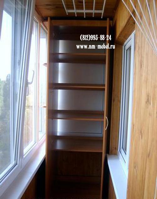 Шкафы на лоджию и балкон, шкаф-купе на балкон, балконный шка.
