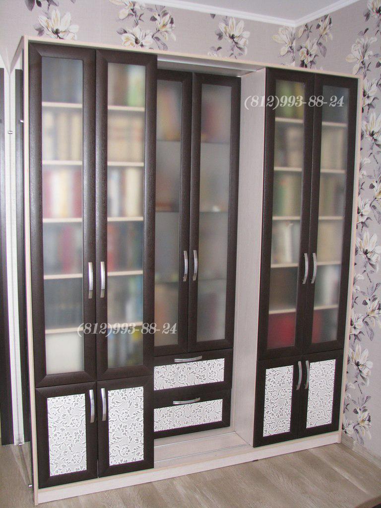Раздвижные библиотеки, медиатека, книжный шкаф-купе, шкафы с раздвижными дверьми для библиотеки. Фотографии и картинки
