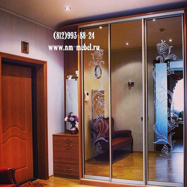 Лучшие гардеробные шкафы в спальне  30 фото