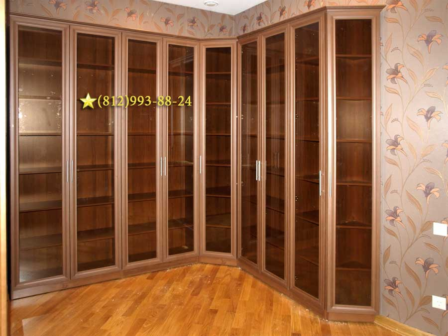 Photo the catalog of libraries, bookcases and book racks of .