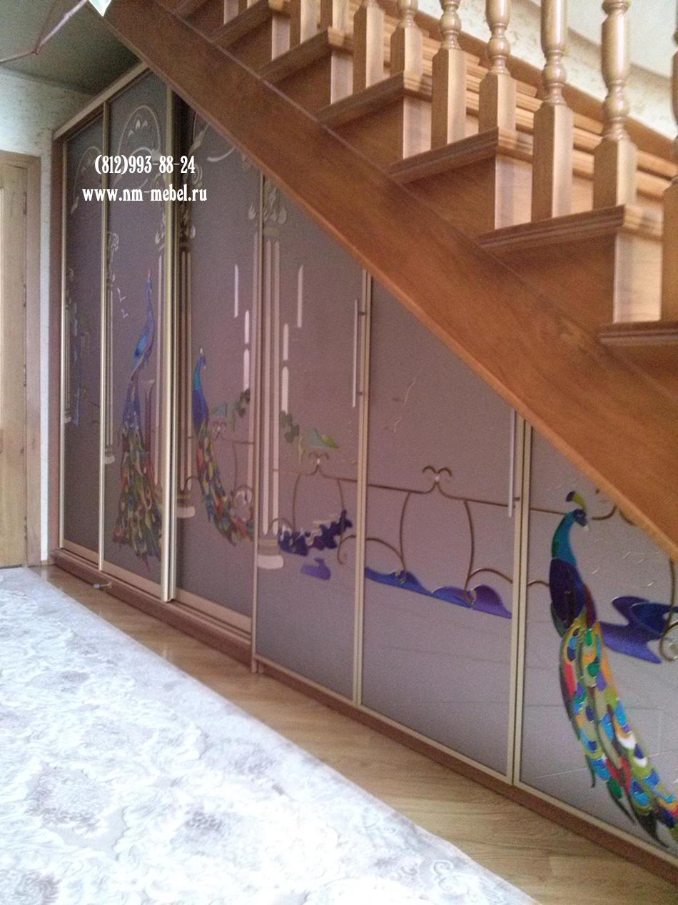 Пространство под лестницей (45 фото) Дом Мечты