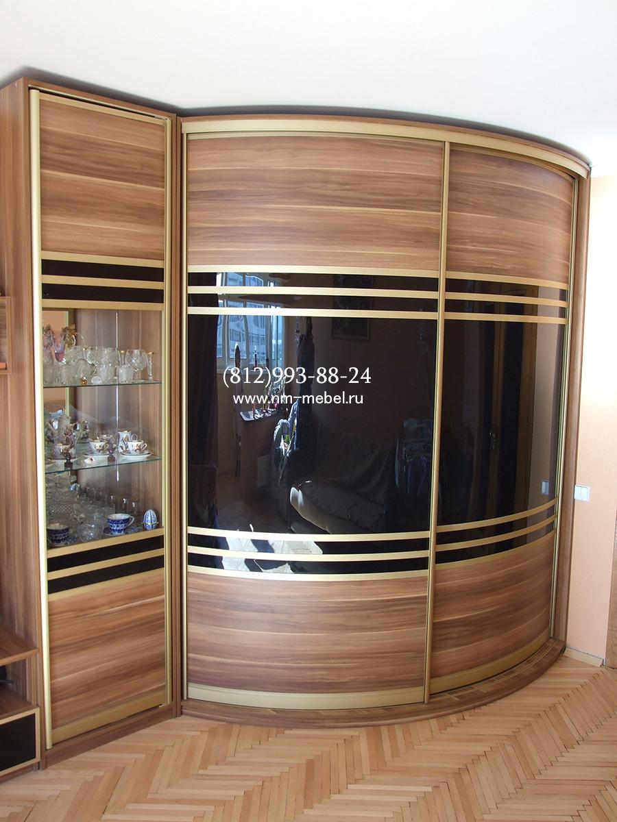 """Радиусные - мебельный магазин """"шкаф-купе 24"""" москва."""