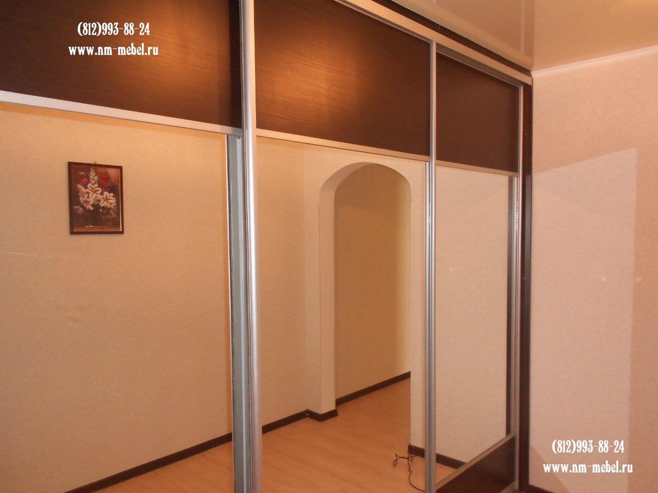 Недорогие шкафы купе в санкт-петербурге. двери для шкафа куп.