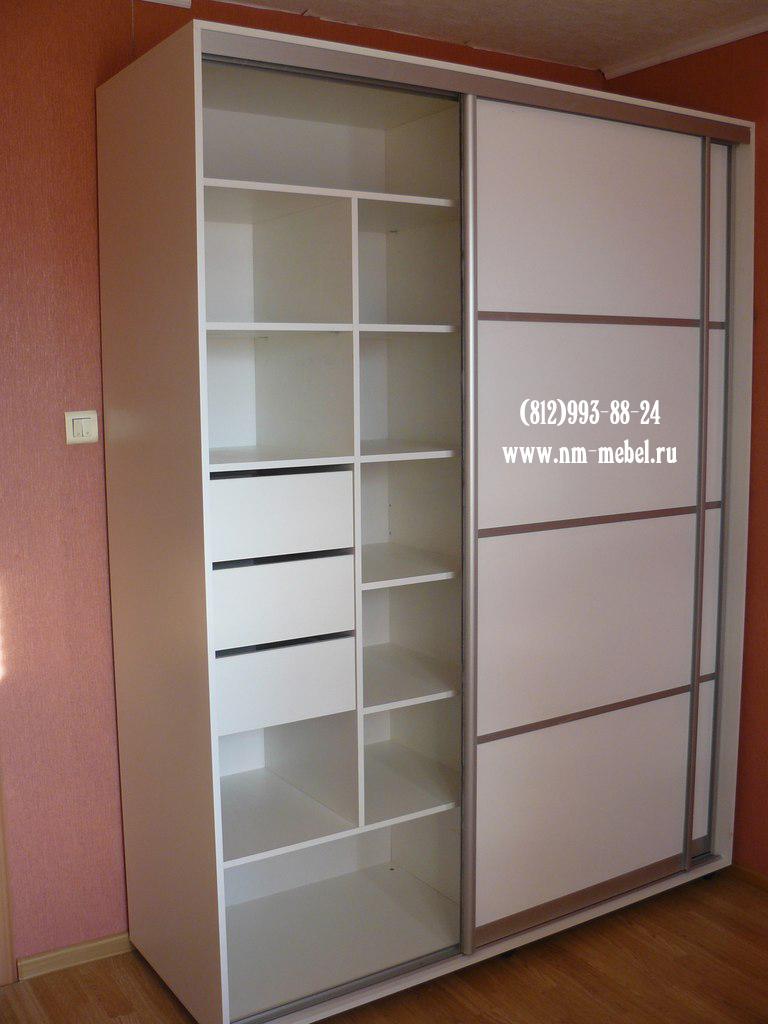 Купить недорогие шкафы и шкафыкупе в СанктПетербурге от