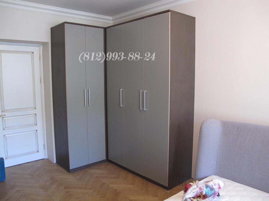 Фотографии и картинки распашных шкафов на заказ в санкт-пете.