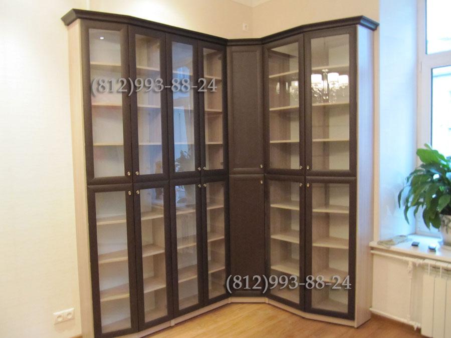 Книжные шкафы и стеллажи для книг. фотографии и картинки. ме.